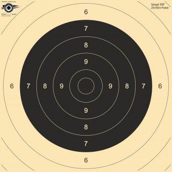 BDMP Spiegel für 25m/50m Pistole