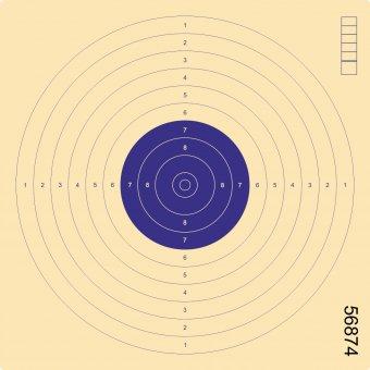 LP-Scheibe BLAU